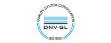 Icona certificazione ISO 9001