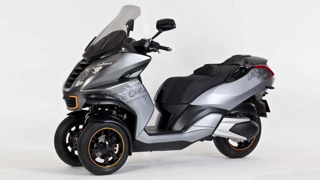 Moto a 3 ruote