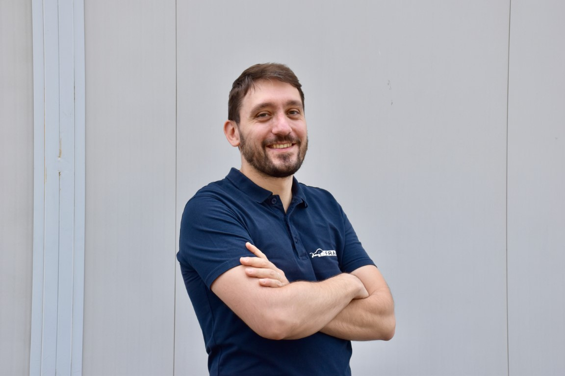 engineering Manager Marco Rosso