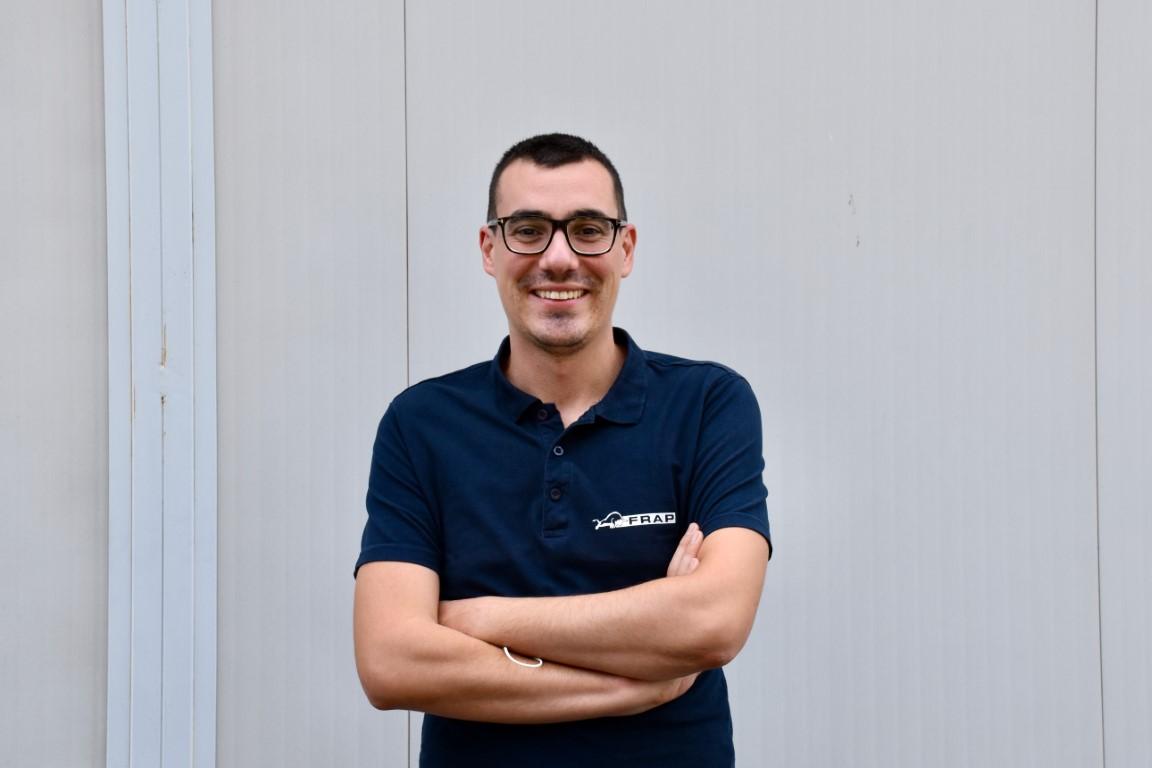 OEM Sales Manager Matteo Sardi