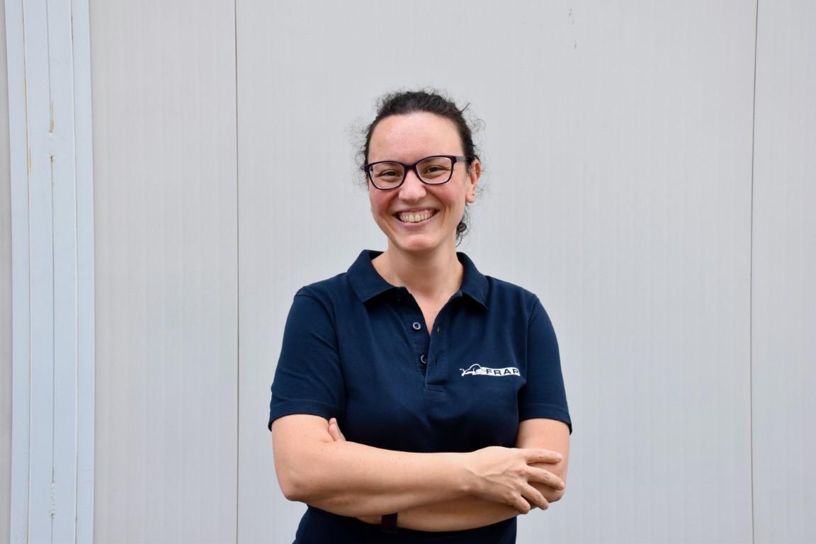 Quality Manager Tina Barillaro